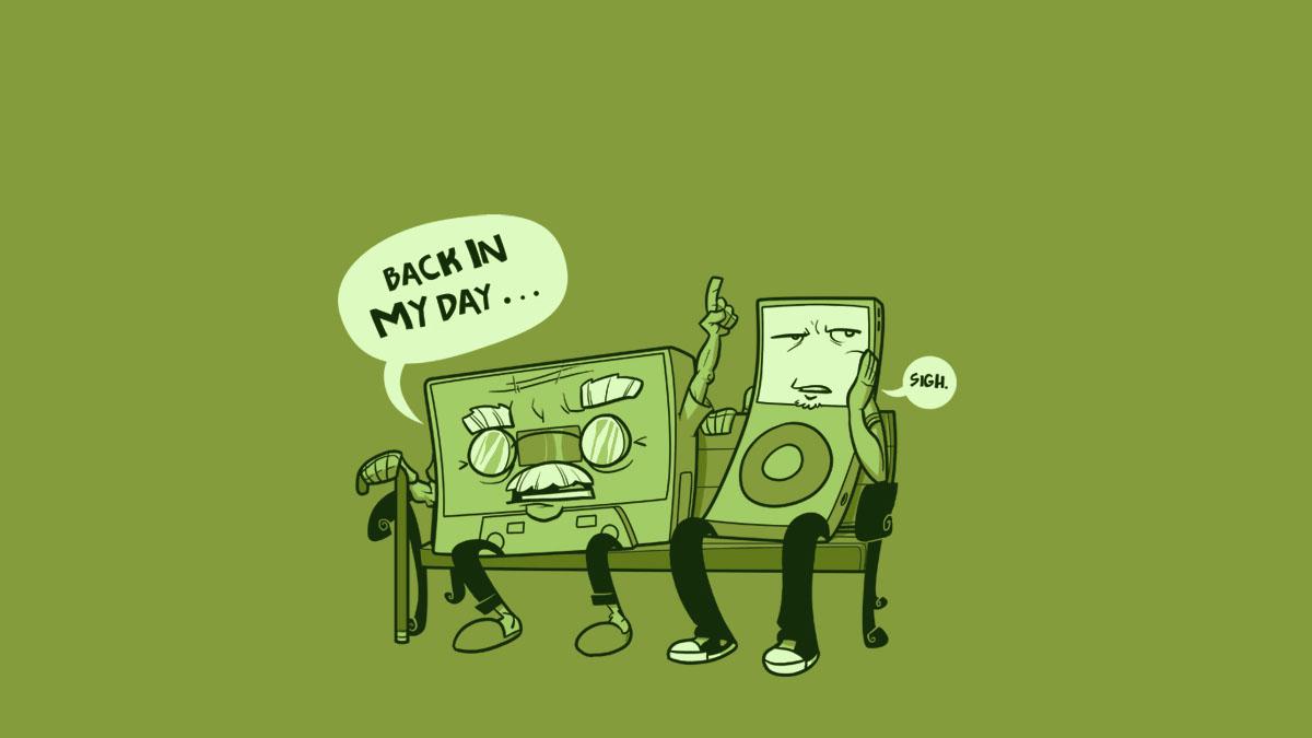 nostalgia tech