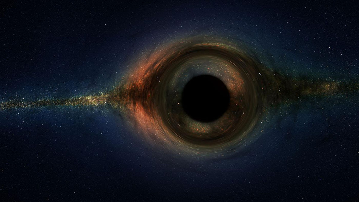why black holes have magnetic storms like stars | [ weird ...