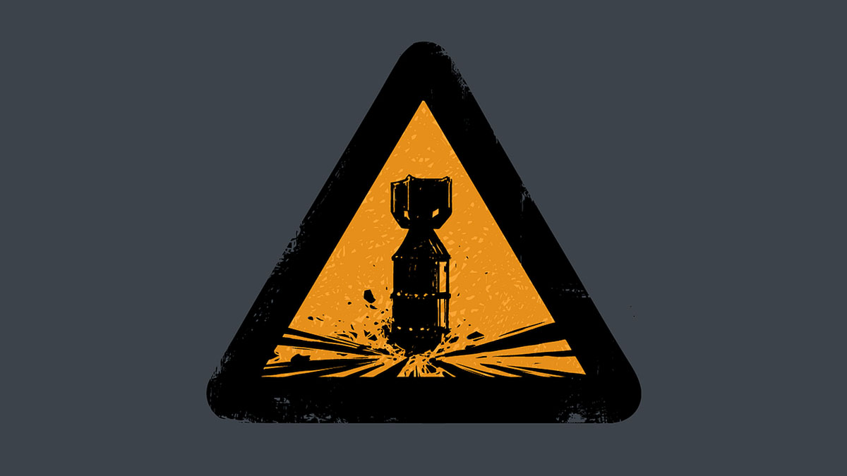 nuke warning