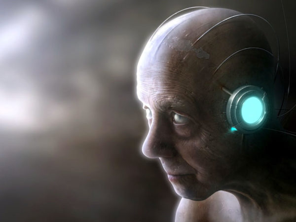 in skeptical defense of transhumanism…
