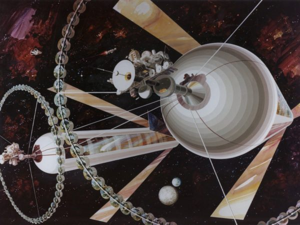 daydreams of a space faring future