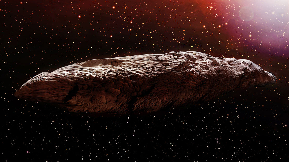 Image result for Oumuamua