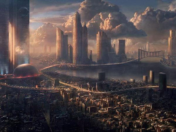 the world at 9 billion