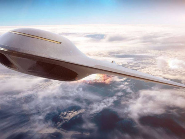 could space planes help fight global warming?