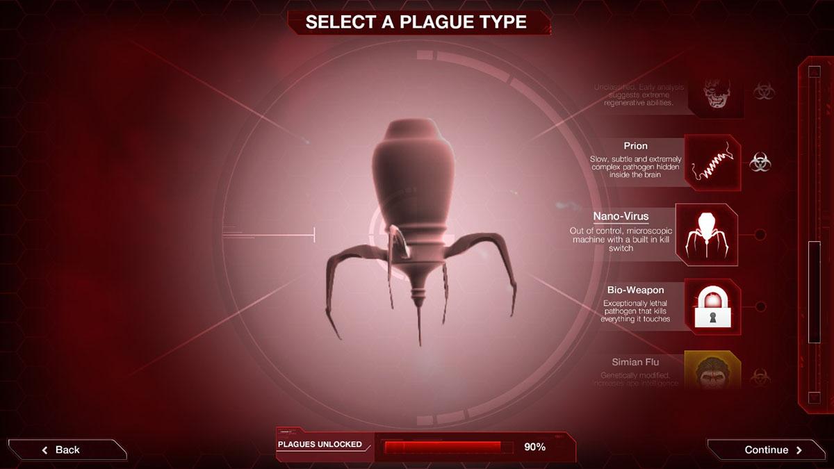 plague inc bioweapon