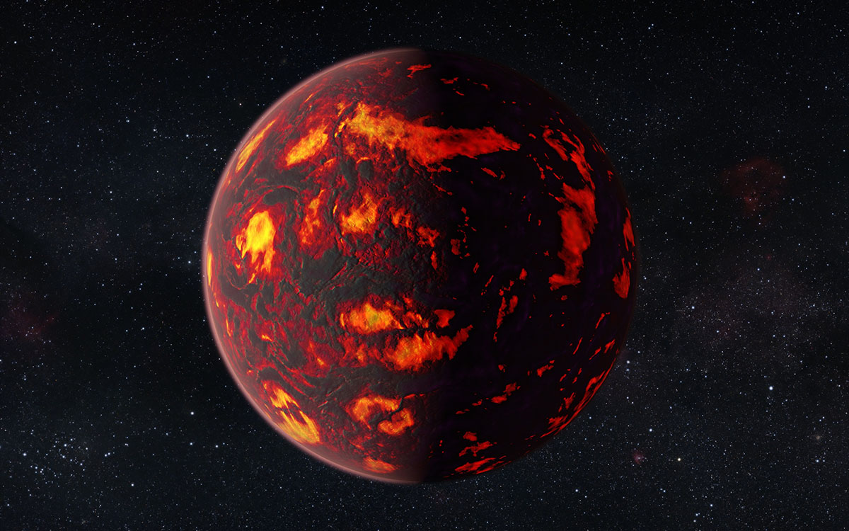 planet forming