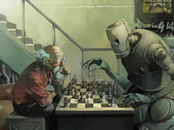 why a.i. needs to be a little less human…