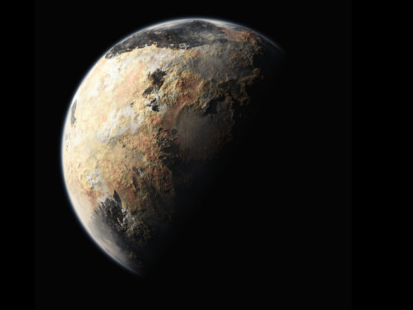 hey, what's a world like you doing in a solar system like this?