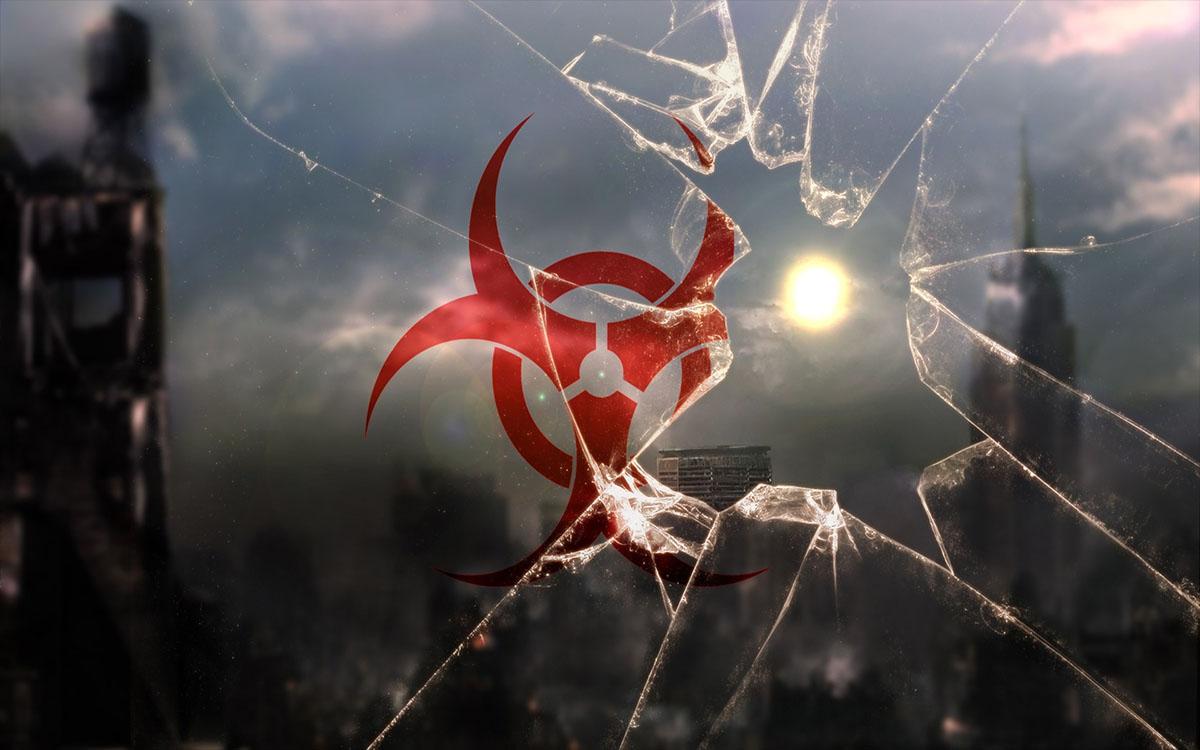 post apocalypse biohazard