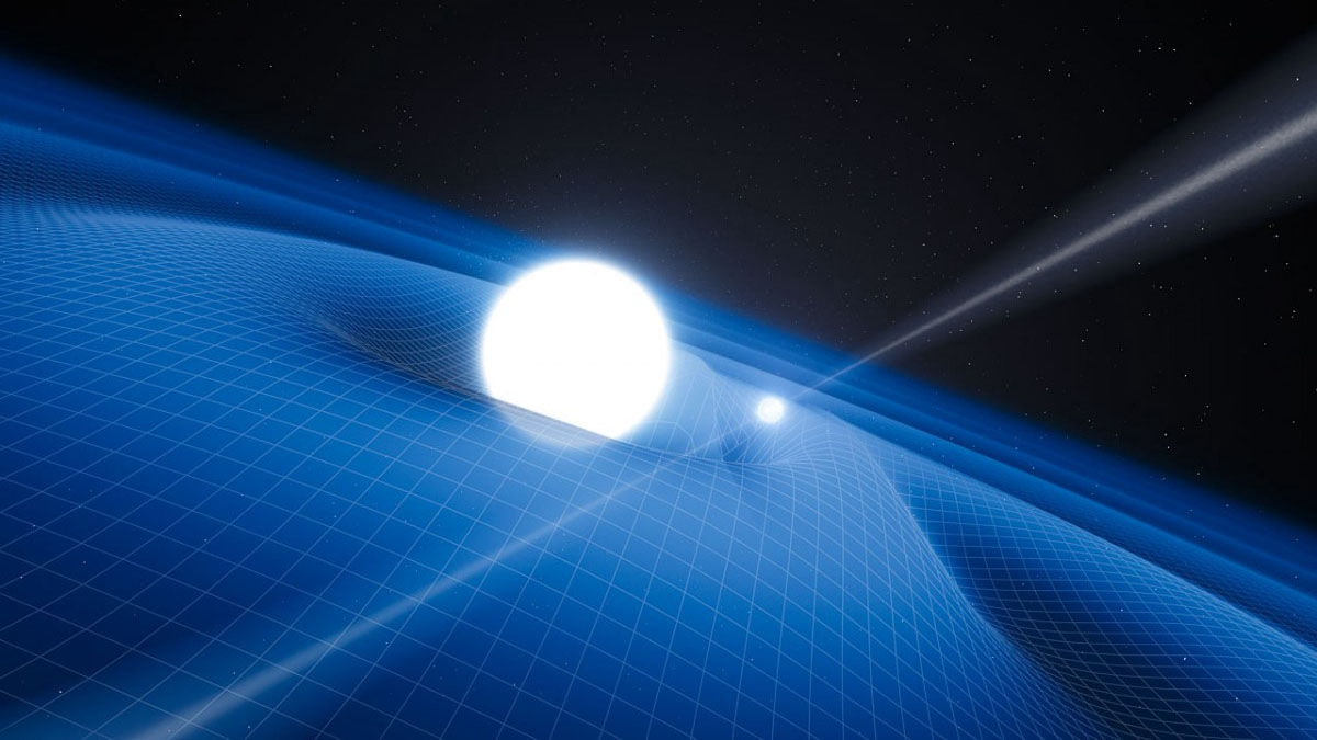 pulsar gravity waves