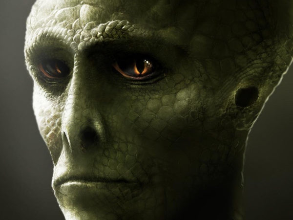 ok, maybe we should laugh a little less at david icke's alien lizards…