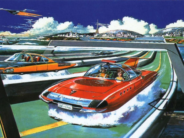 world of weird things podcast: planes, trains, and automobiles (of the future)
