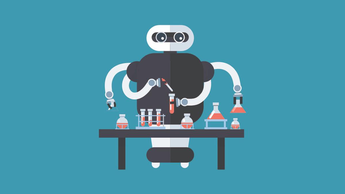 robot scientist v2