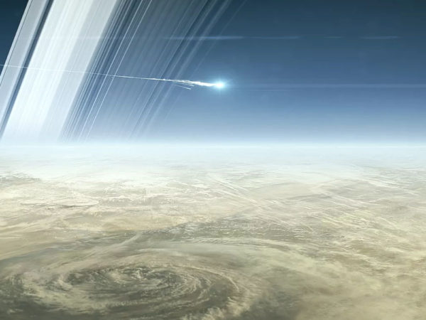 why saturn's majestic rings won't be around for much longer