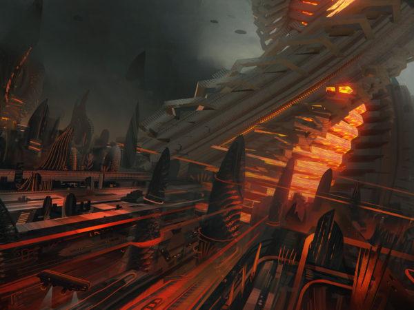sci-fi saturday: chapter 008