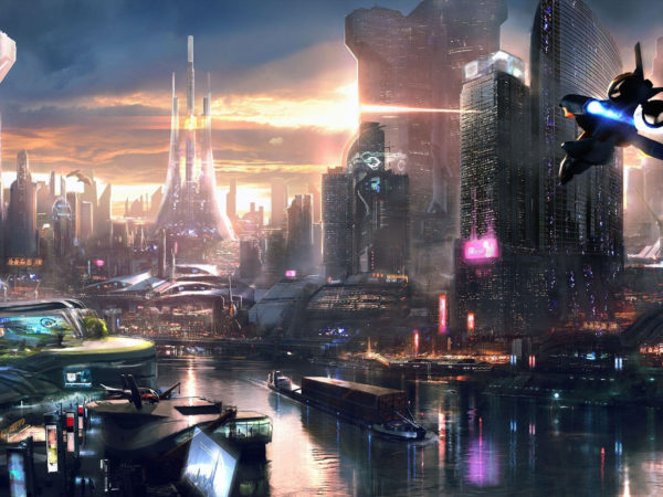 sci-fi saturday: chapter 001