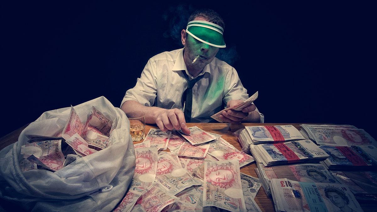 seedy money counter