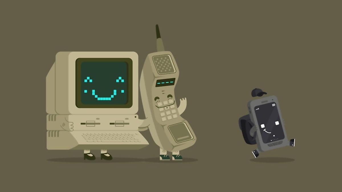 smartphone family
