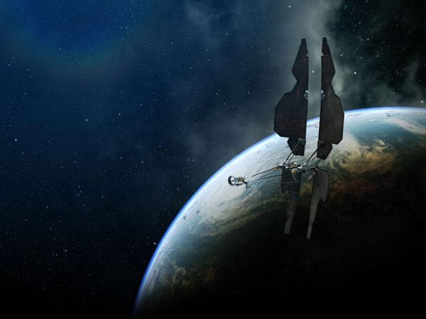do alien space sailors unfurl their solar sails to surf interstellar laser beams?