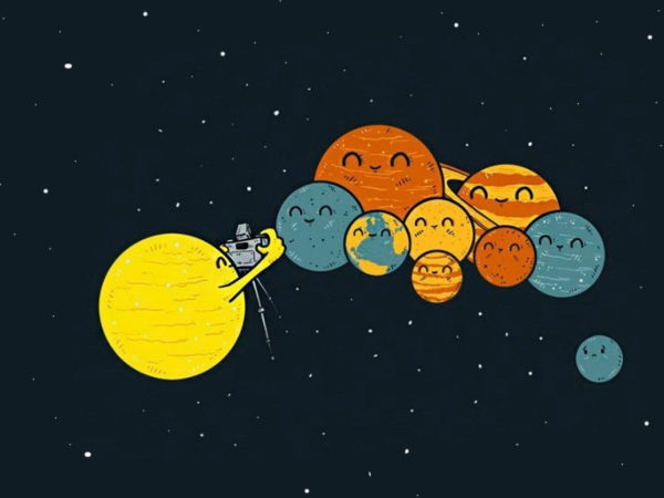 no, seriously, all planets are round