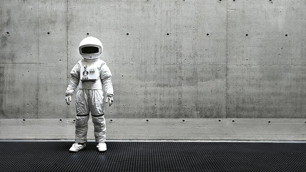 spacesuit prototype