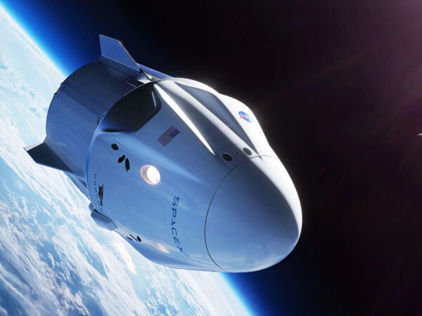 why the crewed dragon launch can make our sci-fi dreams come true