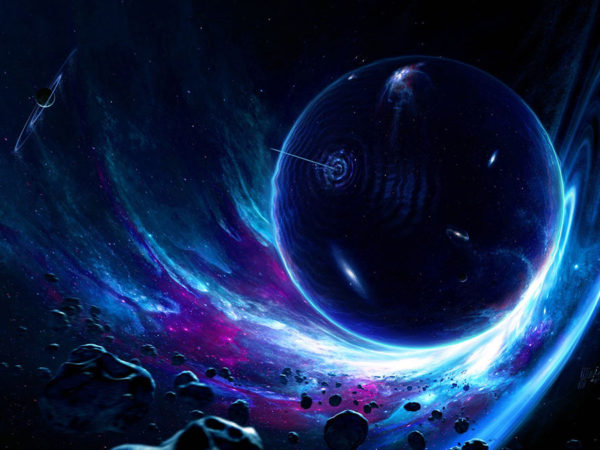 searching for wormholes with general relativity