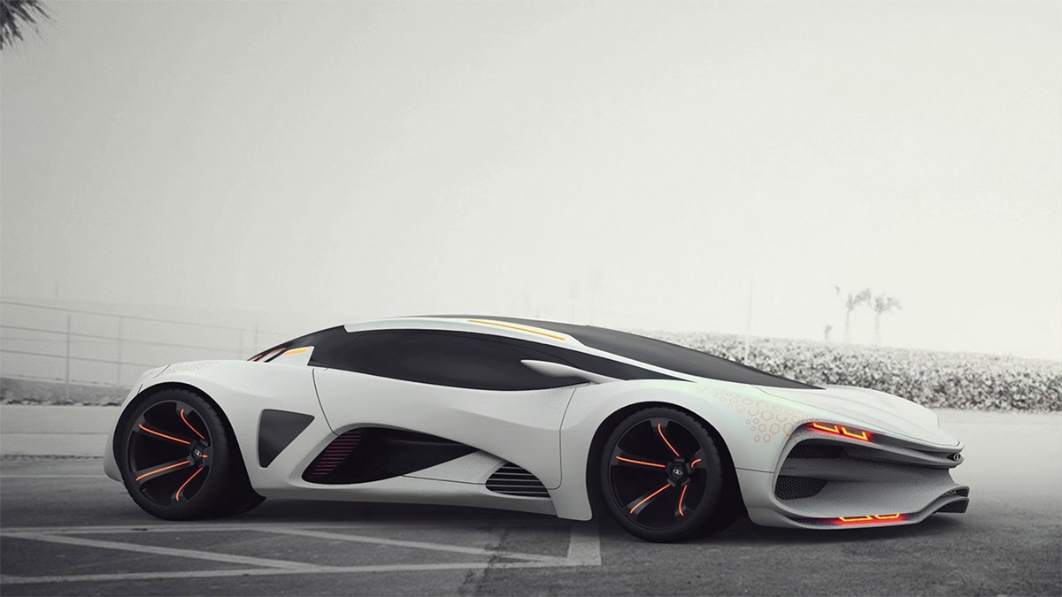 supercar concept