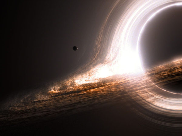 supermassive black holes, the paradoxical creators of stars, planets, and life