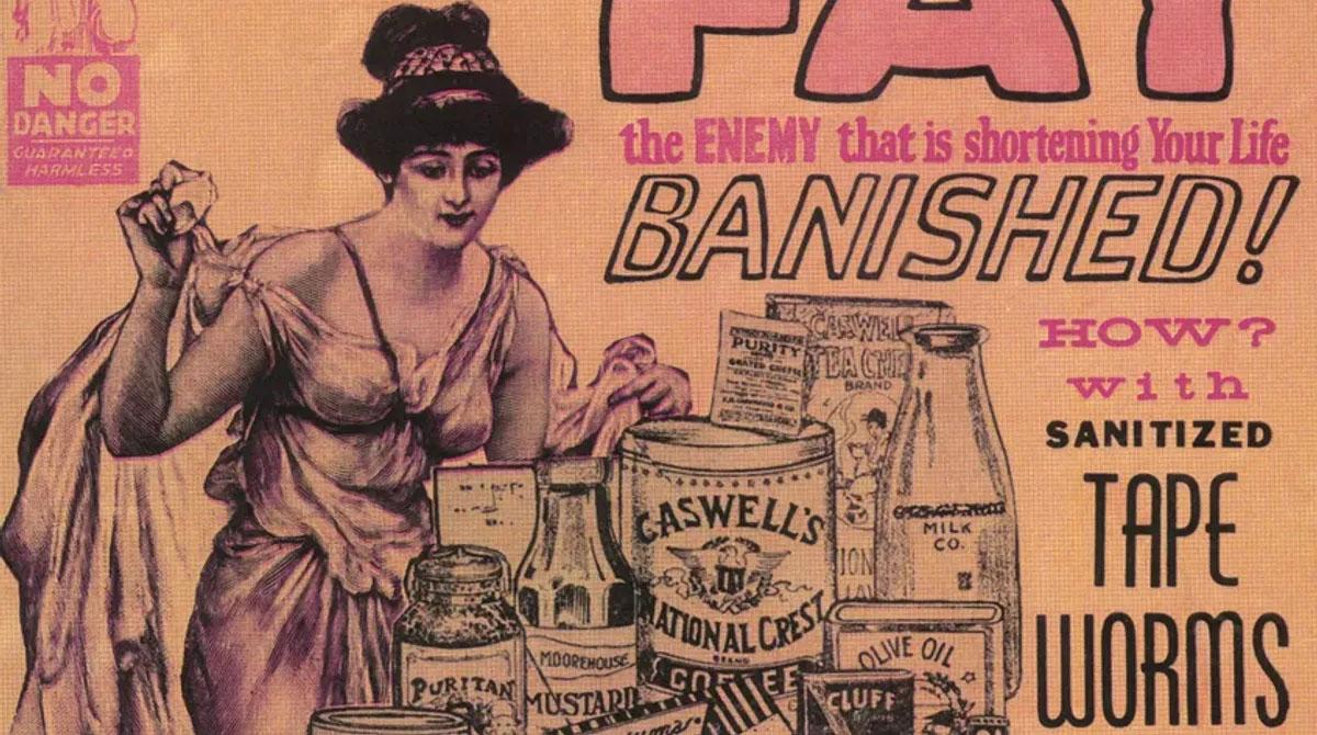 tapeworm ad