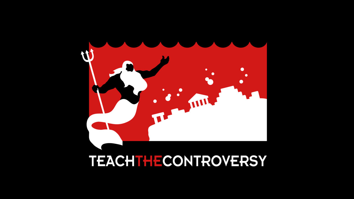teach the controversy atlantis