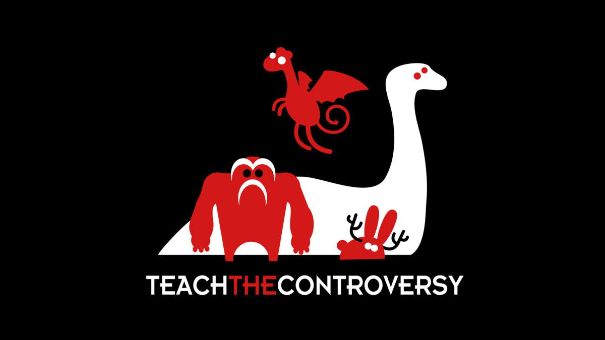 teach the controversy cryptids