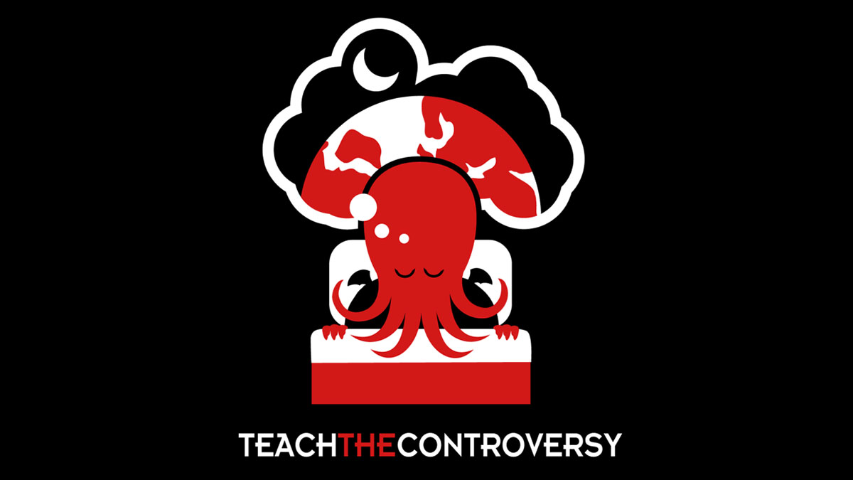 teach the controversy cthulhu