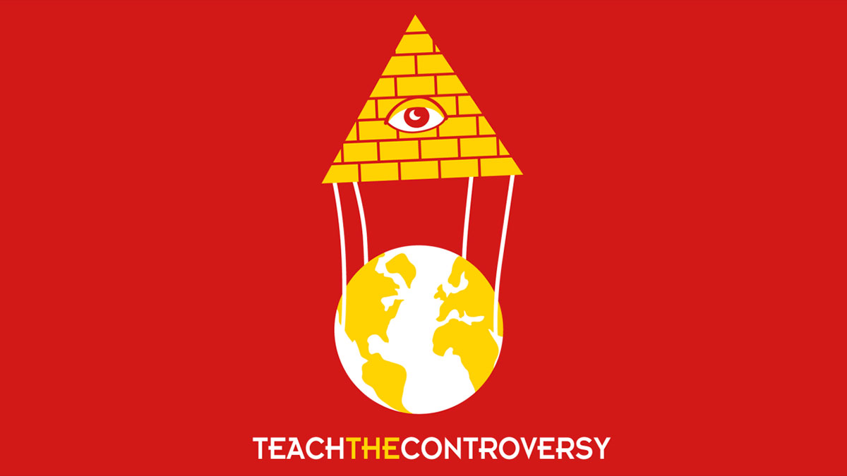 teach the controversy illuminati