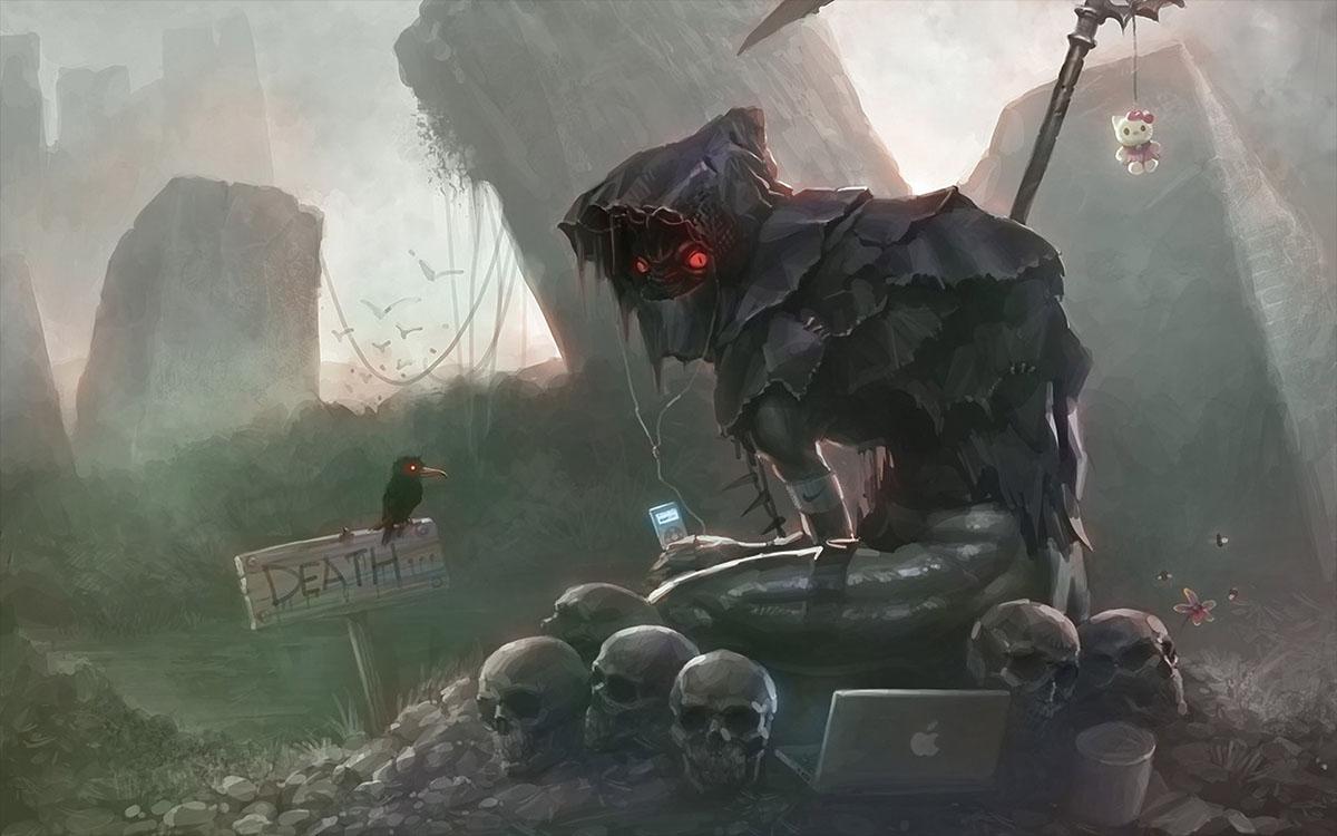 techno-reaper