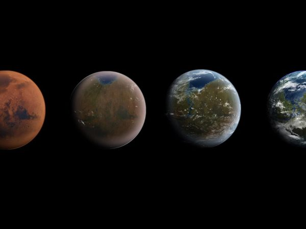 do we really want to try and terraform mars?