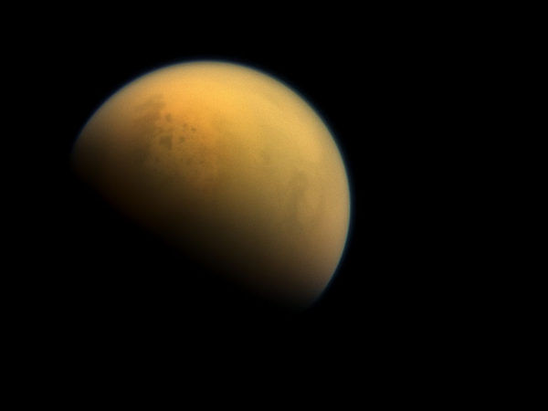 the media finds life on titan. sort of…