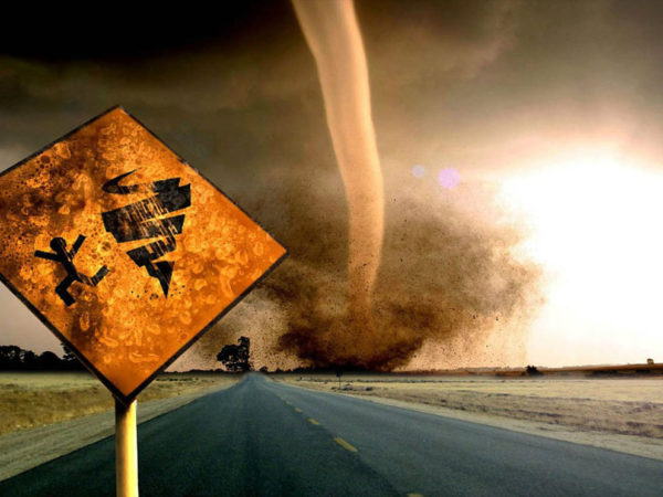 does global warming make tornadoes more powerful?