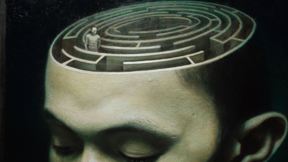 trapped in your mind
