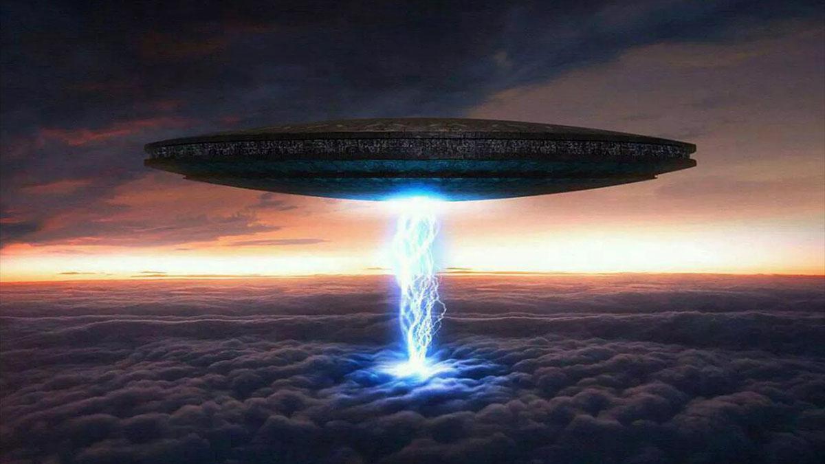 ufo lightning attack