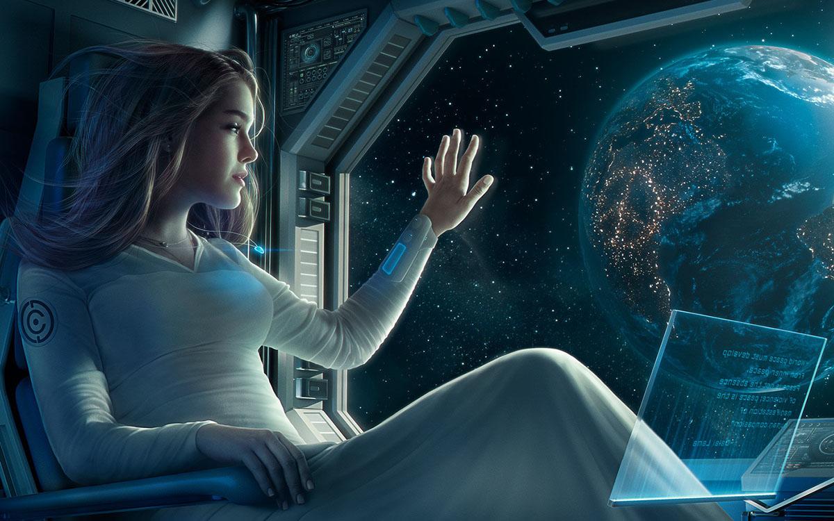 utopian space departure