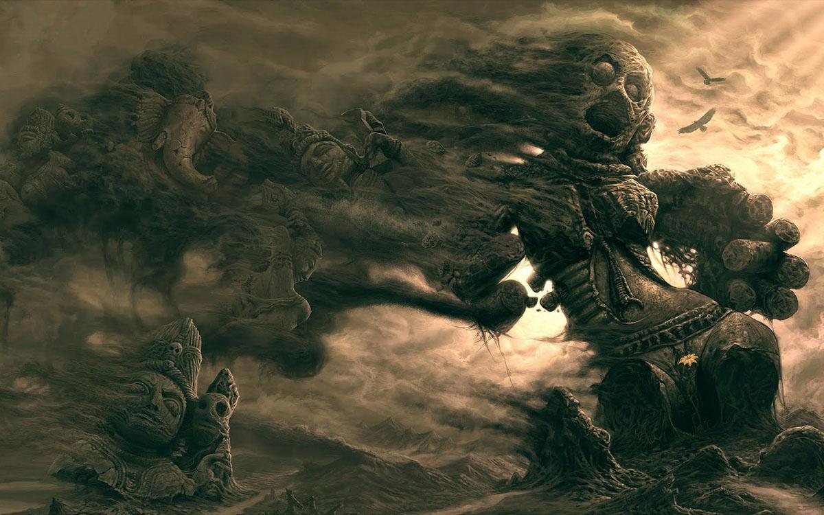 vanishing gods