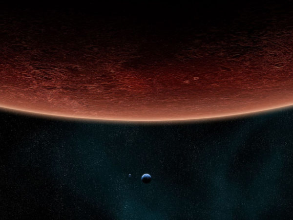 why martian microbes won't outnumber earth's