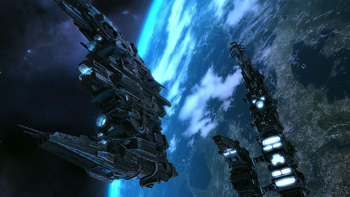 warp ships